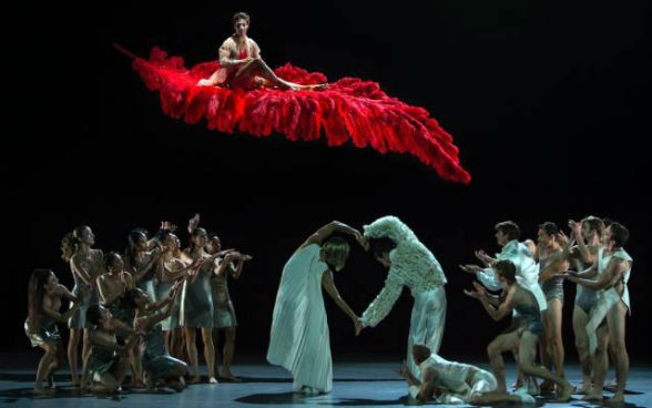 Midnight's Summer Dream by Geneva Grand Theatre Ballet