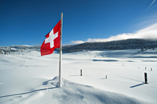 Solidarity is an integral part of the Swiss national identity © Switzerland Tourism/BAFU