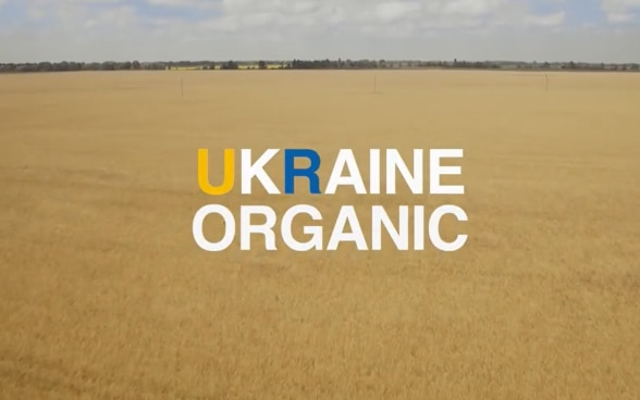 "Launching the first official promo-video ""Organic in Ukraine"""