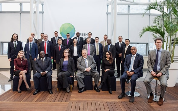 The Board of the Green Climate Fund.