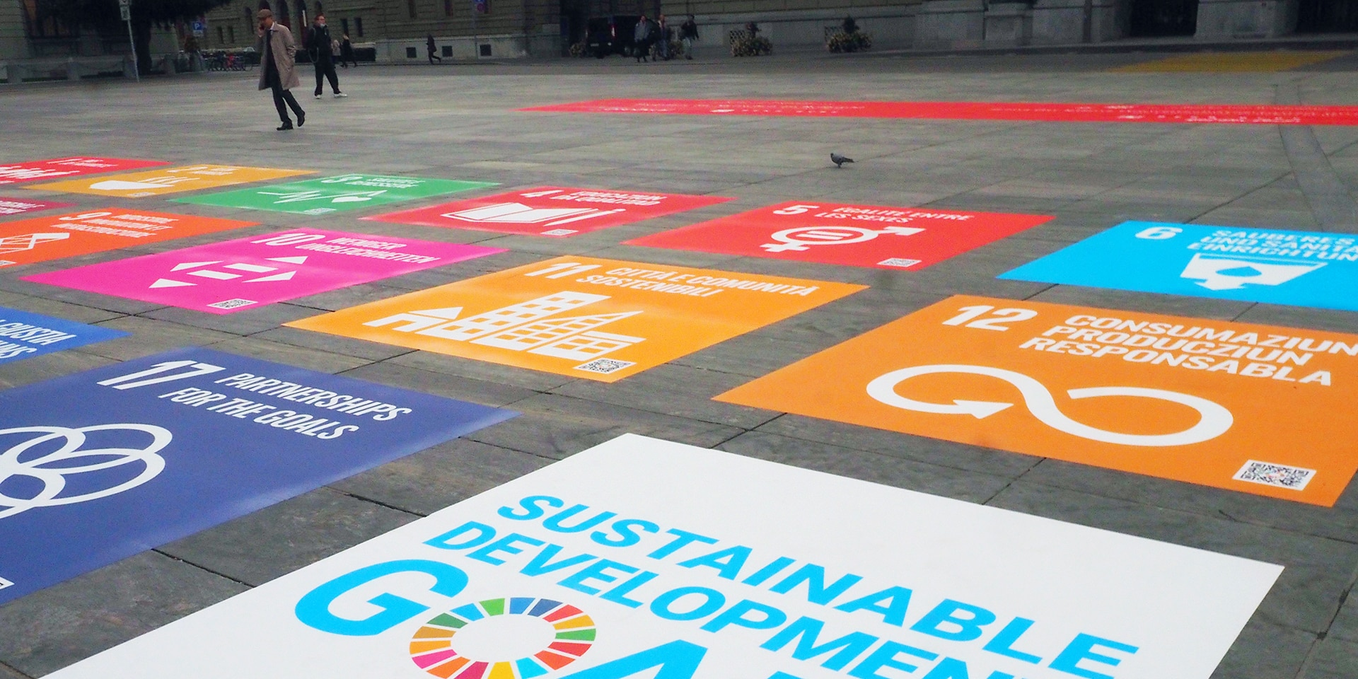 "On the occasion of the ""Rendez-vous Bundesplatz"", an in-depth look at SDC projects in various countries that address sustainable development objectives."