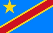 Flag Congo, Democratic Republic