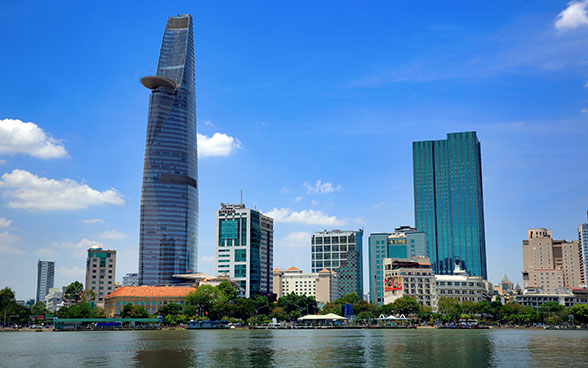 General Consulate in Ho Chi Minh City © Bitexco
